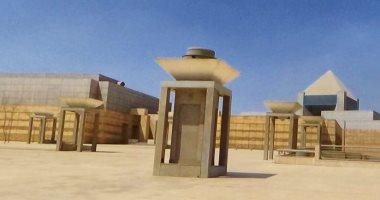 المتحف القومى للحضارة المصرية يطلق دورة تدريبية لرفع كفاءة العاملين