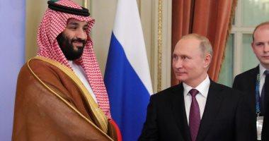 بوتين وولى عهد السعودية يبحثان اتفاقيات أوبك+ ومكافحة فيروس كورونا
