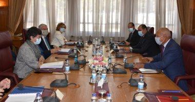 أبو الغيط يبحث مع وزيرة خارجية اسبانيا تطورات الأوضاع فى الشرق الأوسط