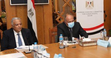 مساعد وزير الخارجية لحقوق الإنسان يعلن عن تنظيم جلسات استماع للاستراتيجية الوطنية