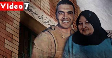 المجلس القومى للمرأة ينعى والدة الشهيد البطل أحمد منسى