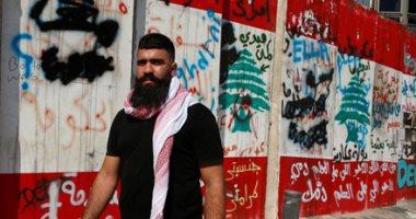 عام على احتجاجات 17 أكتوبر فى لبنان.. ساحات فارغة وخيام مهجورة.. ألبوم صور