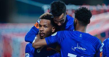 السعودية نيوز |                                              الهلال ضد النصر.. الزعيم يسجل الهدف الأول بالدقيقة 10 فى نهائى كأس الملك