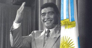 وفاة أسطورة كرة القدم  الأرجنتينى مارادونا.. كرة القدم تبكى ساحرها