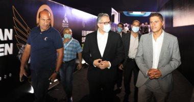 وزير السياحة: استضافة الفاعليات الرياضية الكبرى بالمواقع الأثرية يبرز معالم مصر
