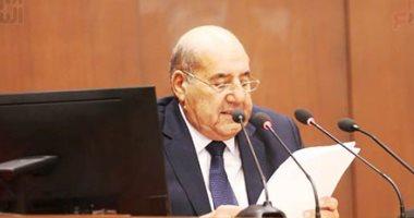 فوز المستشار عبد الوهاب عبد الرازق برئاسة مجلس الشيوخ بـ 287 صوتا