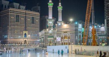 صور.. السماح بالصلاة فى المسجد الحرام لأول مرة منذ 7 أشهر
