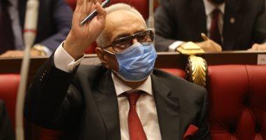 """النائب بهاء أبو شقة يعلن تنازله عن مستحقاته بمجلس الشيوخ لـ""""تحيا مصر"""""""