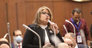 وكيلة الشيوخ: لجنة إعداد لائحة المجلس انتهت من إقرار 100 مادة