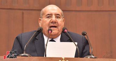 القومى للمراة يهنئ المستشار عبد الوهاب عبد الرزاق لانتخابه رئيسًا لمجلس الشيوخ