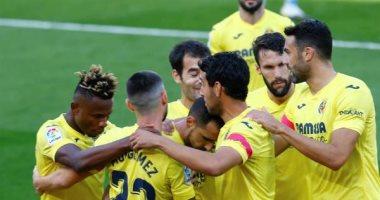 مورينو يسجل هدف تعادل فياريال ضد الريال 1-1 بالدقيقة 76.. فيديو
