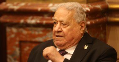 جلال هريدي رئيس الجلسة الافتتاحية للشيوخ: المجلس سيكون إضافة للحياة النيابية