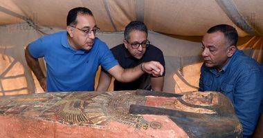 وزير الآثار : افتتاح 5 متاحف قبل نهاية عام 2020.. صور