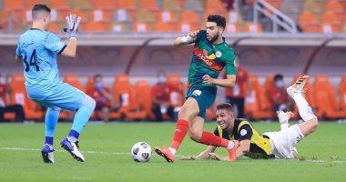 أزارو يسجل 7 أهداف في مباراة ودية مع الاتفاق السعودي