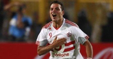 عمرو زكى يوجه رسالة لإدارة الزمالك ويطالب اللاعبين بالاقتداء بـ ليفربول