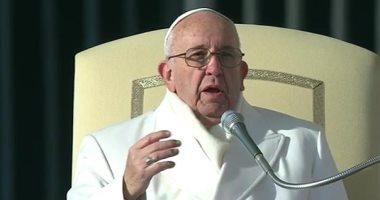 بابا الفاتيكان يصلى من أجل الصيادين فى ليبيا