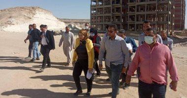 إنشاء 1080 وحدة لسكان منطقة الزرايب بالقاهرة ونسبة التنفيذ 36%.. صور