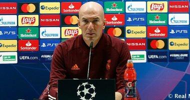 زيدان: كانت أمامنا فرصة للفوز على برشلونة بـ4 أو 5 أهداف