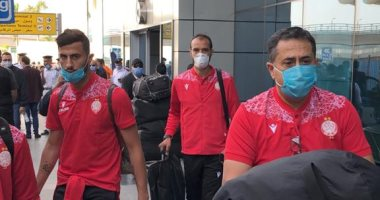 سلبية مسحة كورونا للاعبى الوداد المغربى قبل مواجهة الأهلى