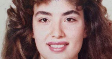 """عبير صبرى تشارك بصورة لها وهى 19 عاما.. وتعلق: """"فين الأيام الحلوة دى"""""""