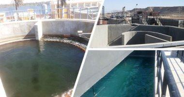 تعرف على أبرز إنجازات مشروعات المياه بالصعيد فى عهد الرئيس السيسى