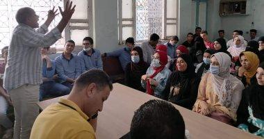 الشباب والرياضة تواصل تنفيذ الحملة القومية للتوعية بالمشاركة فى انتخابات البرلمان