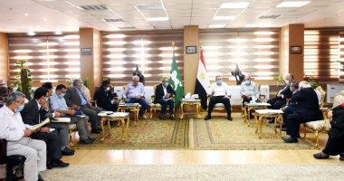 محافظ الشرقية يعلن إنهاء إجراءات تقنين وضع 410 فدان أراضى أملاك دولة