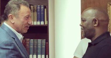 موسيمانى يوجه رسالة لرئيس النادى الأهلى.. اعرف قال إيه