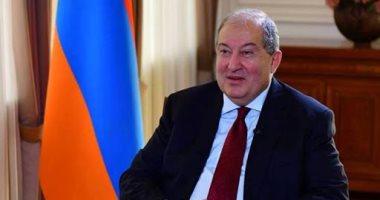 رئيس أرمينيا للاتحاد الأوروبى: تركيا تقود معركة أذربيجان فى كاراباخ