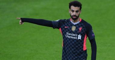 خروج محمد صلاح في الدقيقة 60 من مباراة أياكس ضد ليفربول