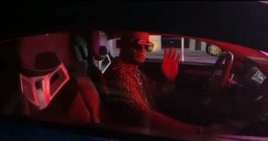 """محمد رمضان يبدأ تصوير أغنيته الجديدة """"الشرع حلل 4"""" فى دبى .. فيديو"""