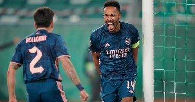 أهداف مباراة رابيد فيينا ضد أرسنال 1 - 2 بالدوري الأوروبي