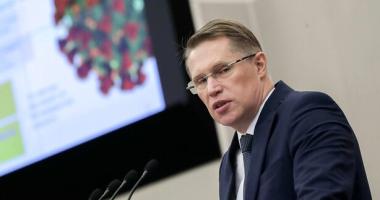 وزير الصحة الروسى يدخل الحجر الصحى بعد إصابة أحد أقاربه بفيروس كورونا