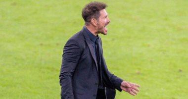 صورة سيميونى: بايرن ميونخ يستحق الفوز.. وأحاول نسيان الهزيمة