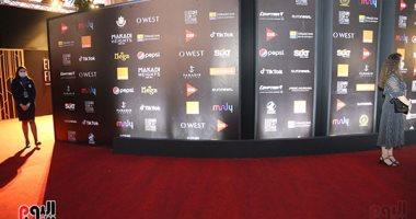 بث مباشر لحفل افتتاح مهرجان الجونة السينمائى ووصول الفنانين على السجادة الحمراء