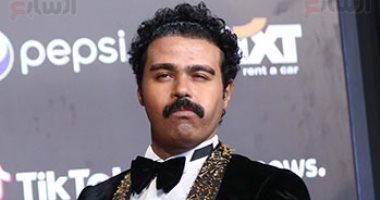 إسلام إبراهيم فى افتتاح الجونة السينمائى: أنا ممثل ولا أسعى لتقديم البرامج