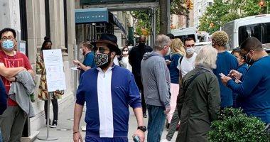 جولة لتركى آل الشيخ بشوارع نيويورك.. ويعود للسعودية قريبا.. صور