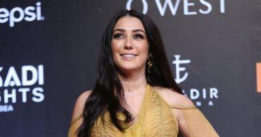 كندة علوش فى افتتاح مهرجان الجونة: أحضر لفيلم كوميدى جديد