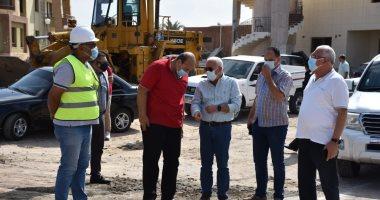 محافظ بورسعيد يعلن تطوير قرية المرجان ببورفؤاد .. صور
