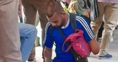 لجنة الاستغاثات الطبية بمجلس الوزراء تستجيب للشاب المكافح عمرو جمعة