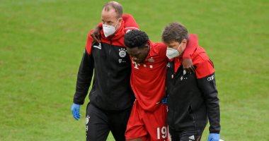 مدرب بايرن ميونخ يعلن غياب ألفونسو ديفيس 8 أسابيع للإصابة