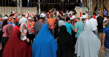 صور.. رويترز تبرز إقبال المواطنين على عمليات الاقتراع في انتخابات النواب