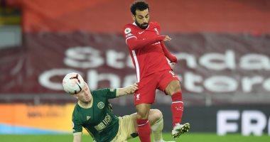 محمد صلاح يشارك مع ليفربول ضد ميتلاند فى الدقيقة 60 بدورى الأبطال