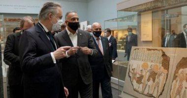 العراق يتسلم 5000 قطعة أثرية من بريطانيا