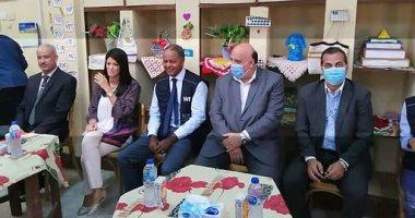 الأمم المتحدة تؤكد امتلاك مصر أكبر مشروع تغذية مدرسية