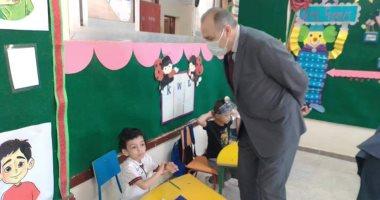 """""""تعليم القاهرة"""" تؤكد إلغاء طابور الصباح بمدارس ليس بها مساحة للتباعد الاجتماعى"""