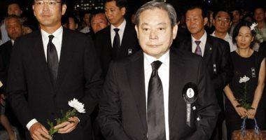 """بعد وفاة رئيس سامسونج.. تعرف على """"لى كون هى"""" صاحب إمبراطورية التكنولوجيا فى كوريا"""