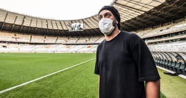 رونالدينيو يعلن إصابته بفيروس كورونا.. فيديو