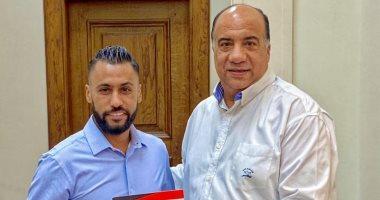 الاتحاد السكندرى يعلن التعاقد رسميا مع حسام عاشور لمدة موسمين