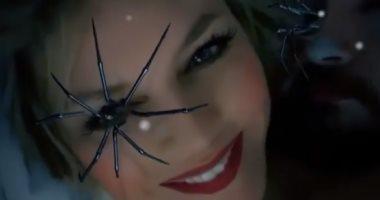 """هايدى كلوم تحتفل بعيد الهالوين بمشاهد مرعبة """"فيديو"""""""